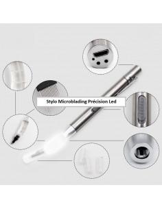 Stylo Microblading Précision Led 18,00€ Matériel Microblading