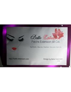 Patchs Extension de cils à L'aloe vera (10 pairs ) 12,90€ Matériel Extension de cils