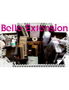 Kit Extension de Cils - KIT COMPLET LUXE 305,00 € Kits Extensions
