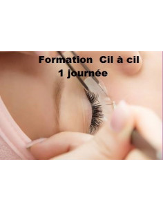 Formation Extension de cils 1 Journée ( Comptant ou 50 %) + Kti 200,00 € Formation