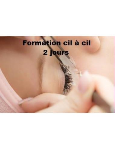 Formation Extension de cils 2 Jours ( Comptant ou 50 %) + Kit 320,00€ Formation