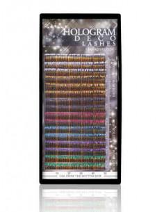 Extensions De Cils paillettes Hologramme 18,00€ Extension de Cils Paillettes
