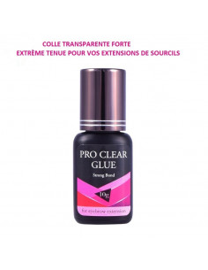 Transparente - Colle Extension de cils ou sourcils 35,00 € Accueil