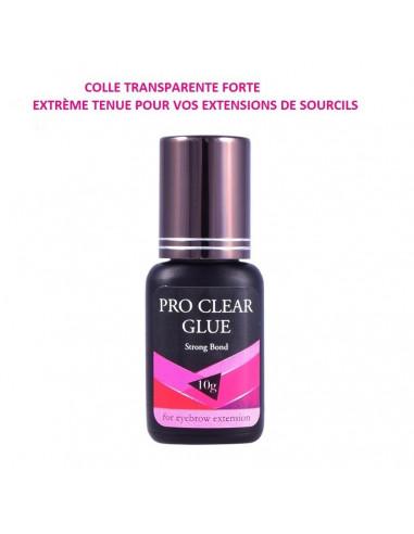Transparente - Colle Extension de cils ou sourcils 35,00€ Accueil