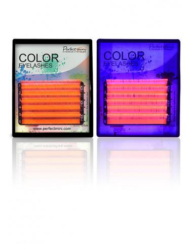 Fluo Orange Rouge Extensions de cils 12,90€ Accueil