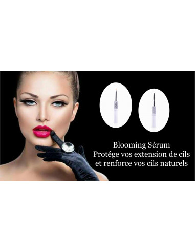 Blooming Sérum et protection des cils 2 en 1 Soins et Maquillages Extension de Cils