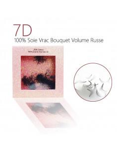 7D Extension de cils Volume russe soie ( Vrac + de 500 cils ) 32,00€ Accueil
