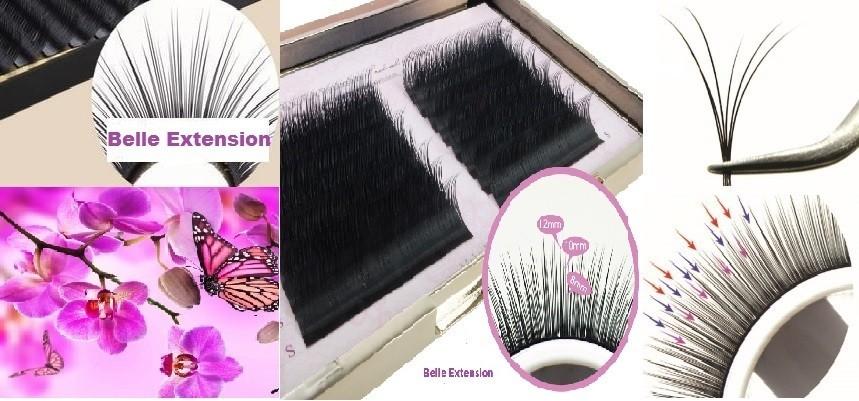 De Extension Cils Volume Effet Russe Papillon Kardashian ZPkuiTOX
