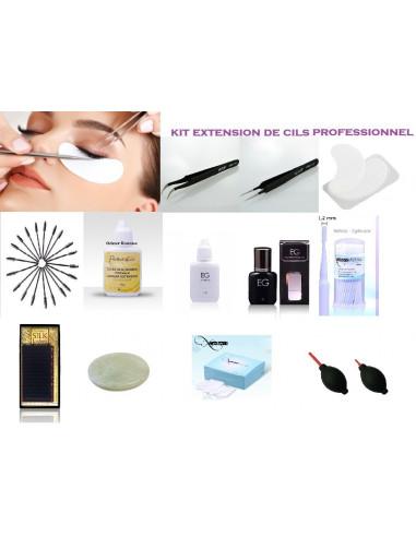 Kit Extension de Cils COMPLET Taille Mix 195,00€ Kits Extensions
