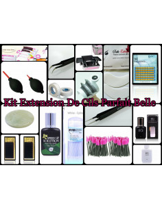 Kit Extension de cils Parfait Pro Luxe 269,00 € Kits Extensions